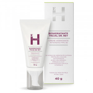 Hollywood By Dr. Rey BioHidratante Facial FPS30 40g