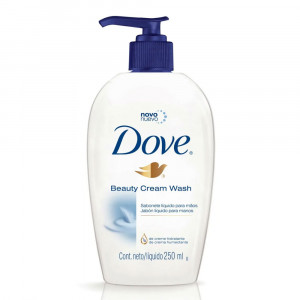 Dove Beauty Cream Wash Sabonete Líquido Para as Mãos 250mL