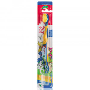 Escova Dental Edel-White Flosserbrush Kids Doki